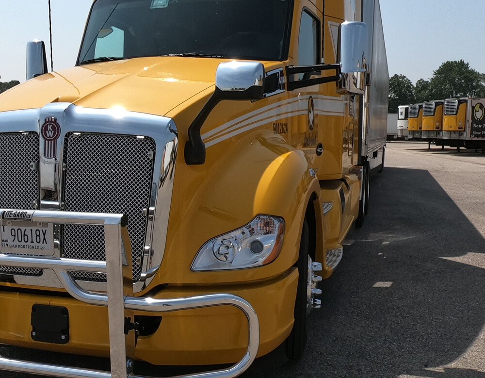 Trucking Company with Great Pay