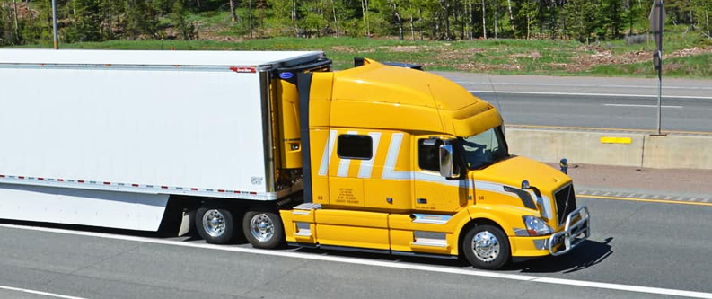 Trucking Company with Great Trucks